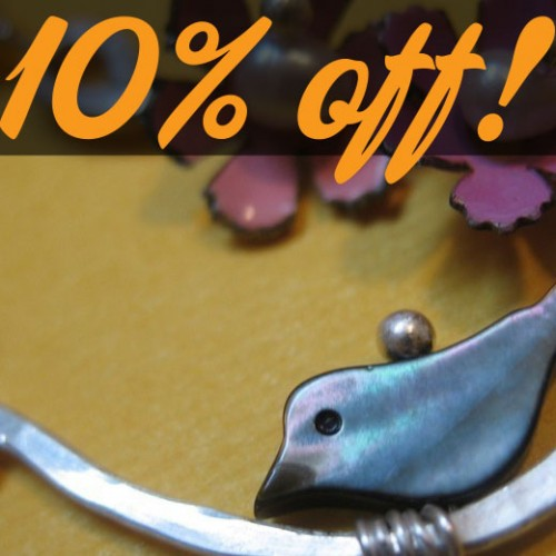 Get 10% off! your next order!